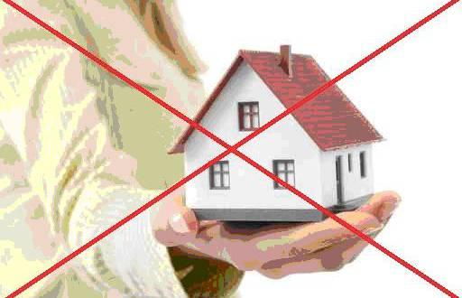 Các hành vi bị cấm trong kinh doanh bất động sản