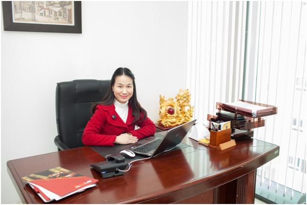 Luật sư Nguyễn Thị Thu có nhiều kinh nghiệm tư vấn về pháp luật chứng khoán