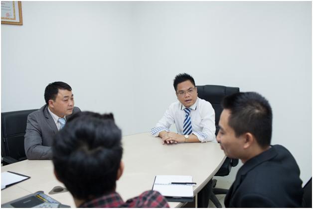 Luật sư S&B Law hợp bàn tư vấn pháp luật thường xuyên cho doanh nghiệp