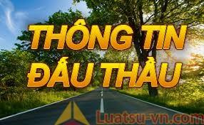 Thong tin dau thau