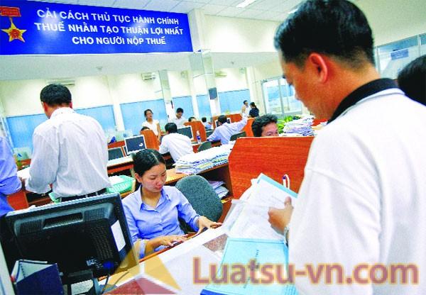 nghị định mới về quản lý thuế
