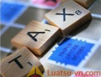 chuyển đổi áp dụng phương pháp tính thuế giá trị gia tăng