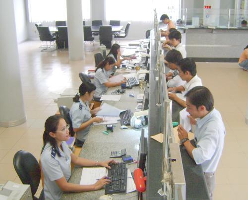 Quy trình quản lý đăng ký thuế