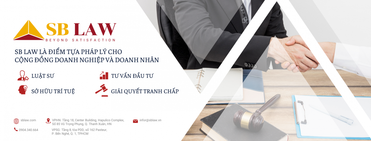 Dịch vụ pháp lý của luật sư SBLAW