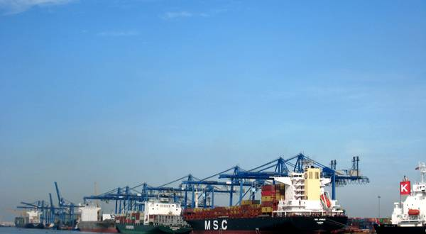 Kinh doanh vận tải biển