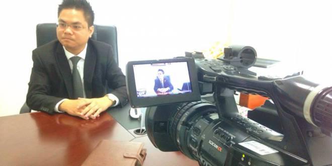 luật sư Nguyễn Thanh Hà. Chủ tịch SBLAW