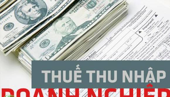 quy định mới về thuế TNDN