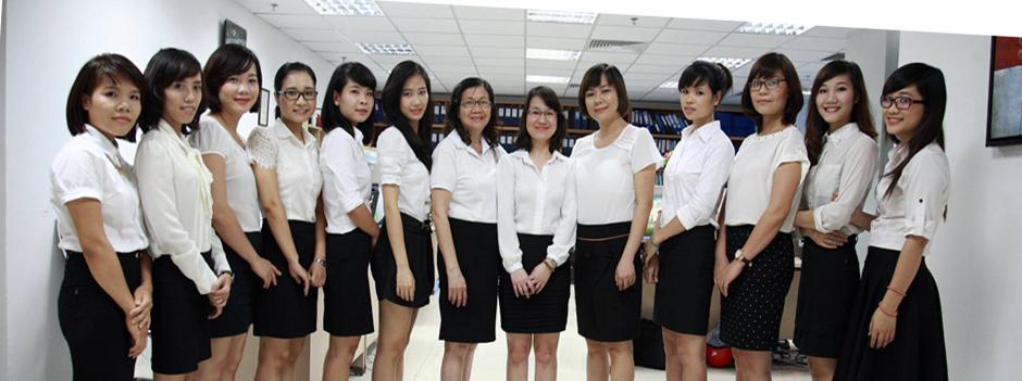 Các nữ luật sư SBLAW