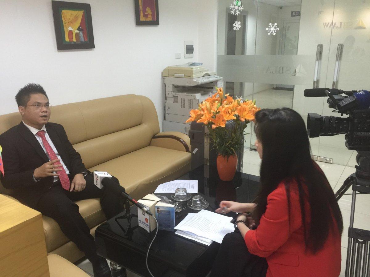Luật sư Nguyễn Thanh Hà trả lời phỏng vấn