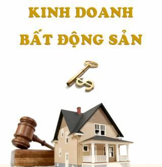 LUAT KINH DOANH BAT DONG SAN