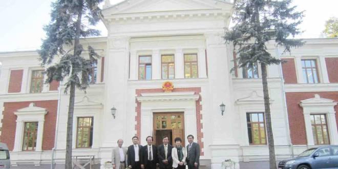 Đại sứ quán Arghentina.