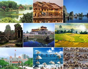 công ty nước ngoài liên quan tới hoạt động du lịch