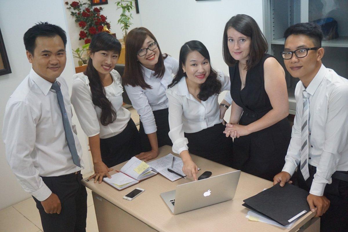 Đội ngũ luật sư tranh tụng cho doanh nghiệp tại SBLAW
