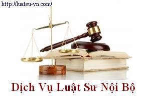 dịch vu luật sư nội bộ