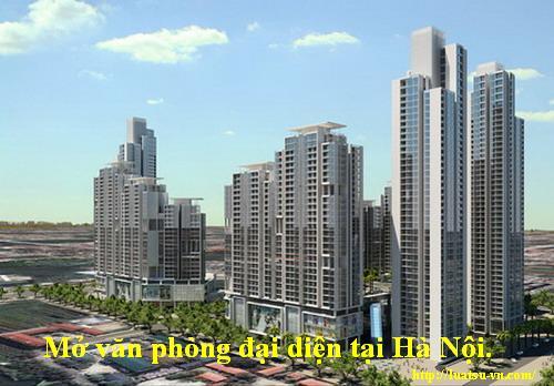 Doanh nghiệp Hải Phòng mở văn phòng đại diện tại Hà Nội.