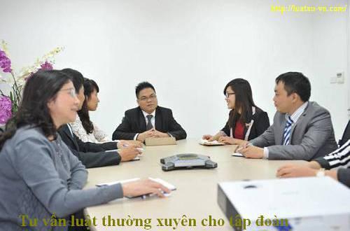 Tư vấn luật thường xuyên