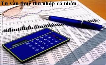 Tư vấn thuế thu nhập cá nhân