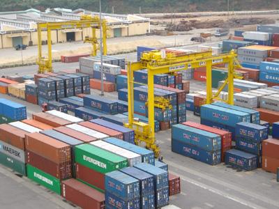 hàng hóa xuất khẩu; nhập khẩu