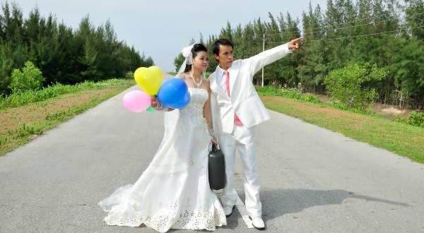 Thủ tục kết hôn với người nước ngoài.