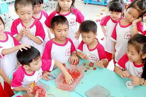 Lớp mẫu giáo độc lập tư thục có tối đa 50 trẻ