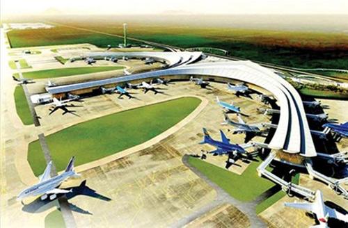 Đầu tư 16,03 tỷ USD xây dựng sân bay quốc tế long thành.3