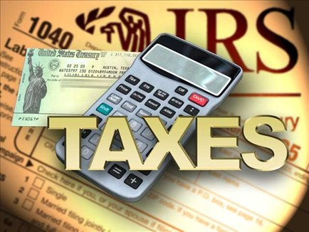 Thuế nhà thầu nước ngoài