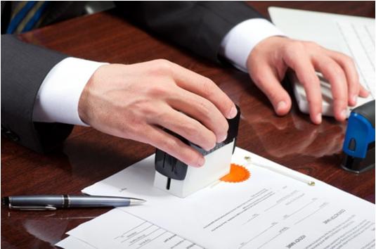 Hiệu lực của các tài liệu nước ngoài được hợp pháp hóa lãnh sự.
