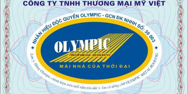 xử lý vi phạm nhãn hiệu olympic