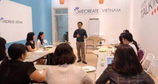 luật sư Trần Trung Kiên tham gia hướng dẫn doanh nhân khởi nghiệp