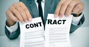 Quyền đơn phương chấm dứt hợp đồng lao động - internet