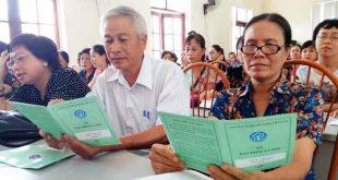 Tham gia BHXH tự nguyện- Nhà nước hỗ trợ 10 - 30% tiền đóng-sblaw