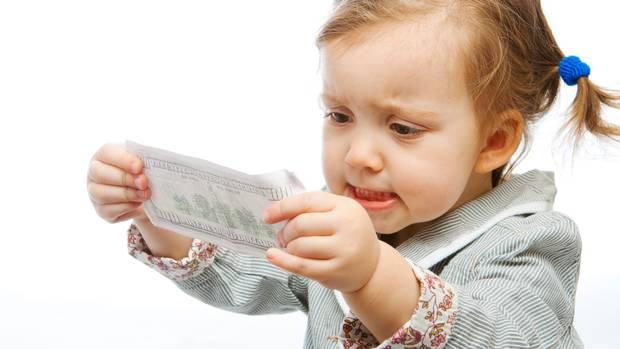 Người Do Thái dạy con nhận biết tiền từ khi con 3 tuổi