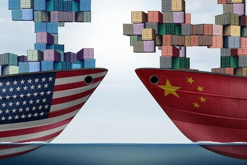 căng thảng thương mại Mỹ - Trung