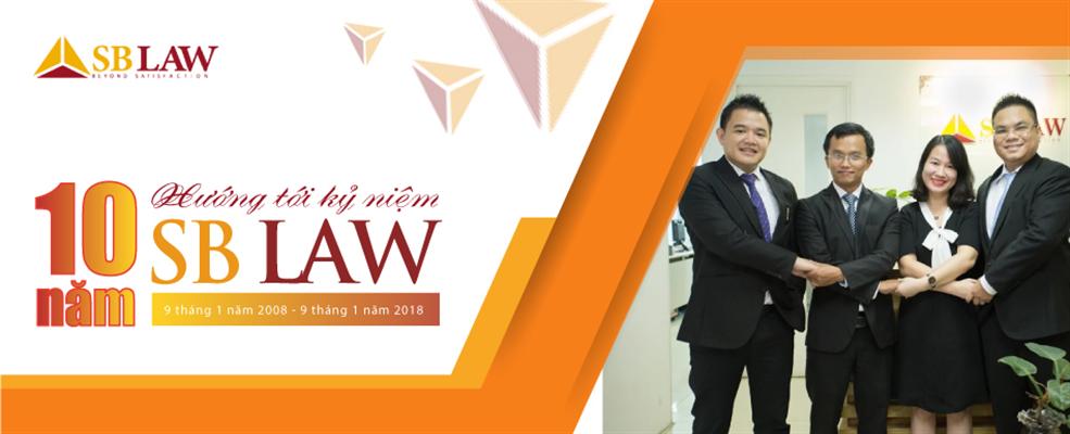 Top 10 văn phòng luật sư giỏi - Văn phòng luật sư giỏi Công ty Luật TNHH SB Law