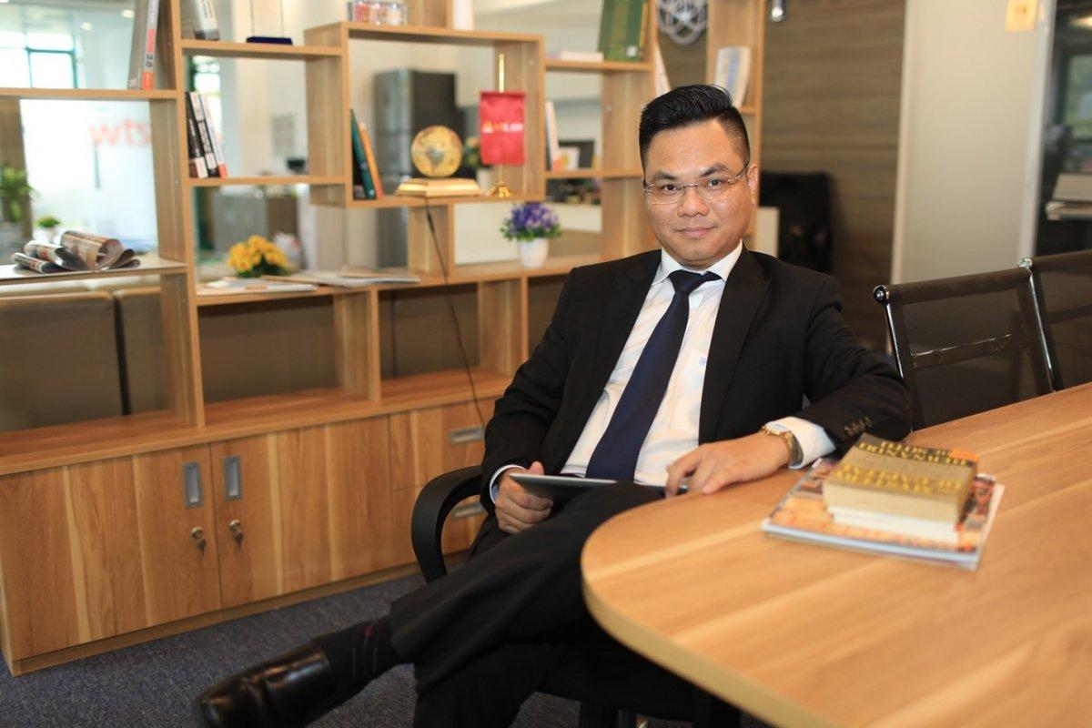 Luật sư Nguyễn Thanh Hà từ SBLAW chuyên tư vấn sở hữu trí tuệ