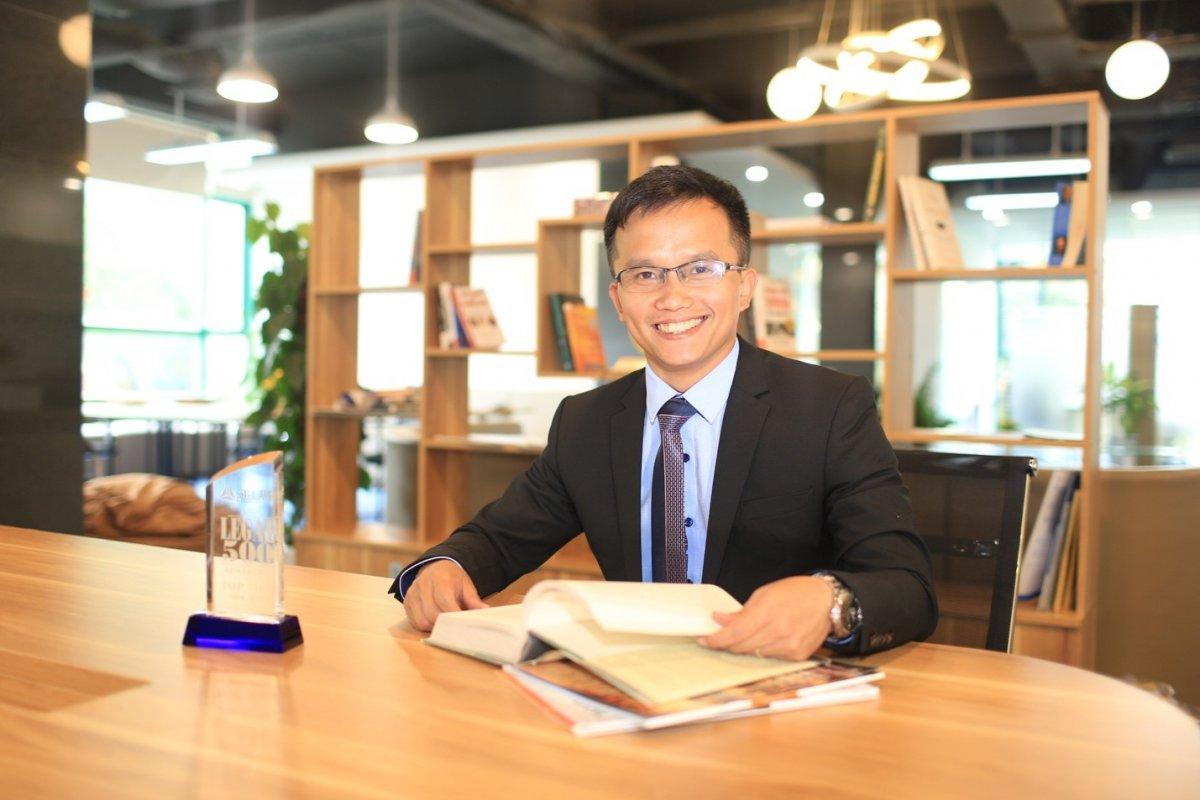 Luật sư Trần Trung Kiên từ SBLAW là một trong những luật sư tư vấn hàng đầu tại Việt Nam