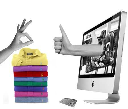 mua hàng điện tử
