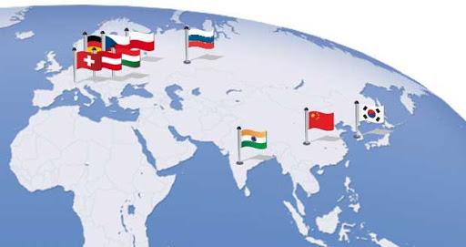 Thành lập văn phòng đại diện tại Hàn Quốc